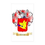 Chisom Sticker (Rectangle 10 pk)