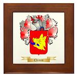 Chisom Framed Tile