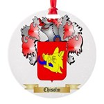 Chisolm Round Ornament