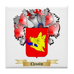 Chisolm Tile Coaster
