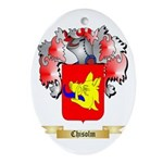 Chisolm Ornament (Oval)