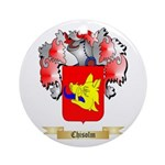 Chisolm Ornament (Round)