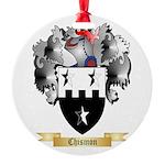 Chismon Round Ornament