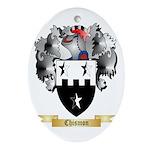 Chismon Ornament (Oval)