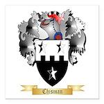 Chisman Square Car Magnet 3