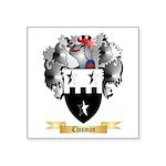 Chisman Square Sticker 3