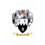 Chisman Sticker (Rectangle 50 pk)