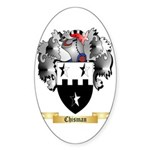 Chisman Sticker (Oval)