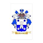 Chislett Sticker (Rectangle 50 pk)