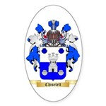 Chiselett Sticker (Oval)