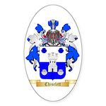Chiselett Sticker (Oval 50 pk)