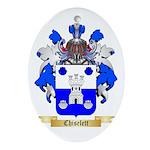 Chiselett Ornament (Oval)