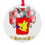 Chisam Round Ornament