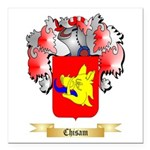 Chisam Square Car Magnet 3