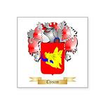 Chisam Square Sticker 3
