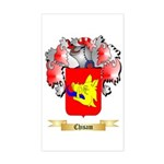 Chisam Sticker (Rectangle)