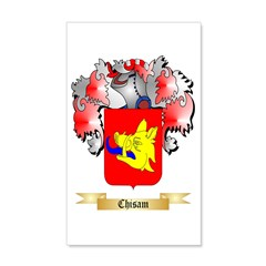 Chisam Wall Decal