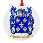 Chirinos Round Ornament