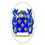 Chirinos Sticker (Oval 50 pk)