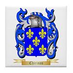 Chirinos Tile Coaster