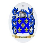 Chirinos Ornament (Oval)