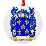 Chirino Round Ornament