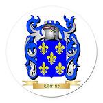 Chirino Round Car Magnet