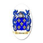 Chirino 35x21 Oval Wall Decal