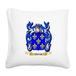 Chirino Square Canvas Pillow
