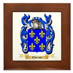 Chirino Framed Tile