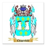 Chippindale Square Car Magnet 3