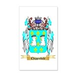 Chippindale 20x12 Wall Decal