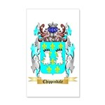 Chippindale 35x21 Wall Decal