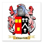 Chipperfield Square Car Magnet 3