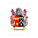 Chipperfield Sticker (Rectangle 10 pk)