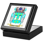 Chippendale Keepsake Box