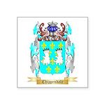 Chippendale Square Sticker 3