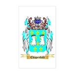Chippendale Sticker (Rectangle)