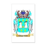 Chippendale 35x21 Wall Decal