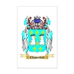 Chippendale Mini Poster Print