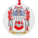 Chipman Round Ornament