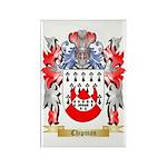 Chipman Rectangle Magnet (100 pack)