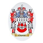 Chipman Ornament (Oval)