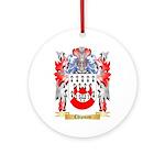 Chipman Ornament (Round)