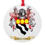 Chiommienti Round Ornament