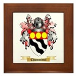 Chiommienti Framed Tile