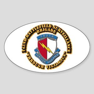 DUI - 142nd Battlefield Surveillance Brigade Stick