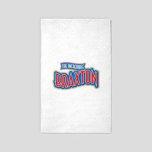 The Incredible Braxton 3'x5' Area Rug