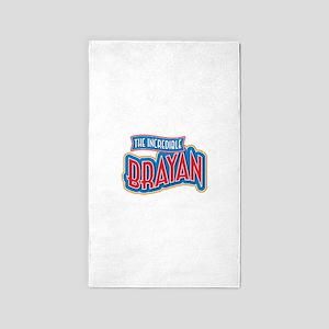 The Incredible Brayan 3'x5' Area Rug