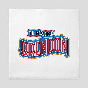 The Incredible Brendon Queen Duvet